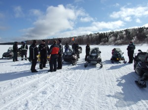 Snow Safari - Winter Carnival 2012
