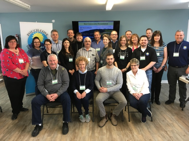 2019 SAM AGM_Pouch Cove_ Group photo May